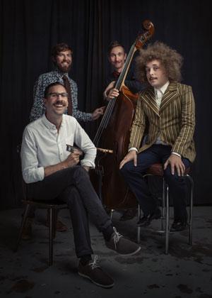 Filip Jers Quartet Foto Lars Lövendahl