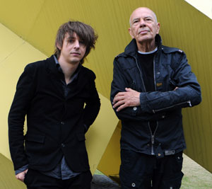 Heinz Sauer & Michael Wollny Photo: Anna Meuer