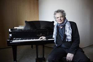 Joachim Kühn Photo: Steven Haberland