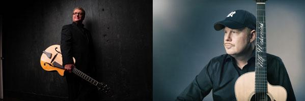Martin Taylor Photo: Allen Clark och Ulf Wakenius