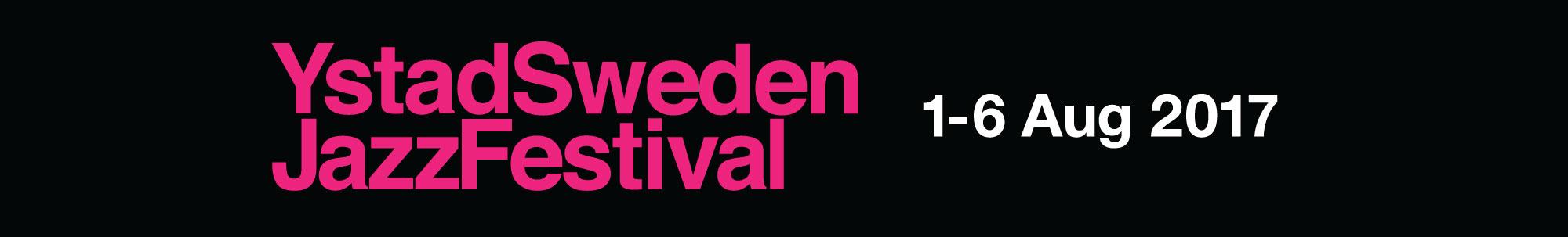 Ystad Sweden Jazz Festival Retina Logo